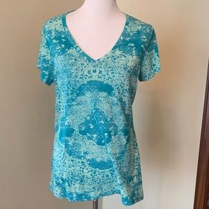 Size XL a.n.a. Short Sleeved Top